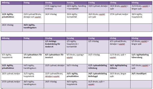 träningsschema april maj lila2